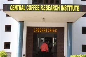 central coffee research institute